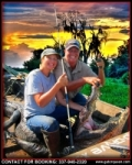 Liz and Jess from Swamp People