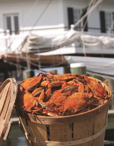 All You Can Eat Crabs Are back!!2014