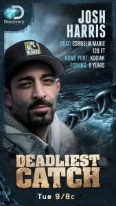 Deadliest Catch Josh 2106
